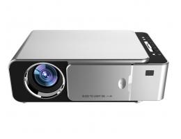T6 LCD-projektor 1280 x 720P HD 3500 lumen Mini LED-projektor Home Theater USB HDMI