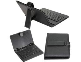 US Folio PU læder tastatur cover til 9 / 9,7  tommer tablet